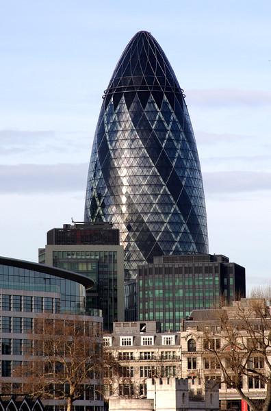 Swiss Re Tower London