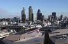 City of London skyline 2010