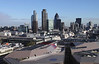 City of London skyline 2010