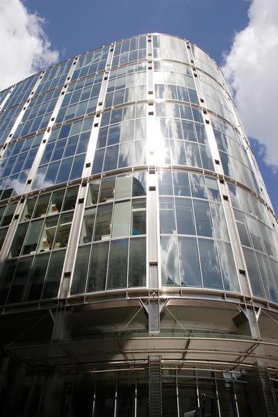 Modern office building Norton Folgate City of London