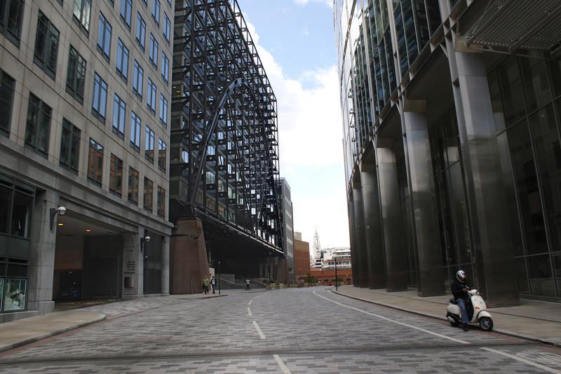 Office buildings Primrose Street City of London