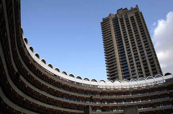Residential apartments Barbican London