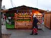 Stall at Cologne Christmas Market South Bank London December 2009