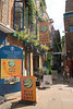 Wild Food cafe Neal's Yard Covent Garden London