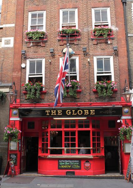 The Globe Pub Covent Garden London