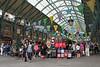 Covent Garden Apple Market London July 2010