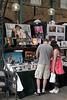 Art Stall at Covent Garden Apple Market London July 2010