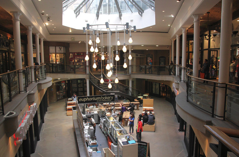 Thomas Neal's shopping Mall Earlham Street Covent Garden London