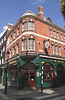 Crown and Anchor Pub Shelton street Covent Garden London