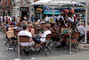 Andronicas Cafe at Covent Garden London summer 2010