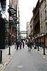 Villiers Street Embankment London