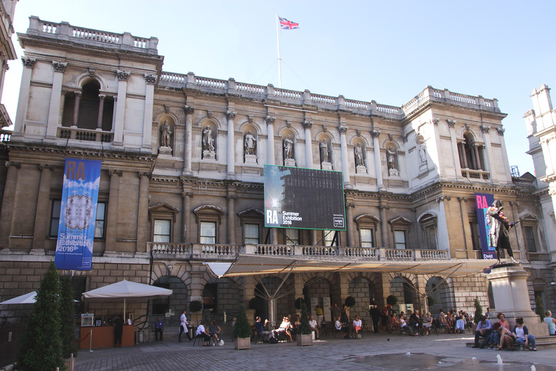 Royal Academy of Arts Piccadilly