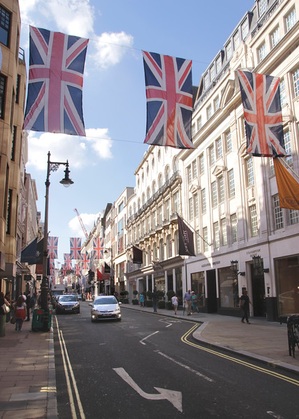 Old Bond Street London
