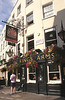 The Kings Arms Pub at Shepherd Market Piccadilly London