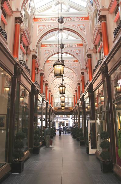 Royal Arcade Piccadilly London