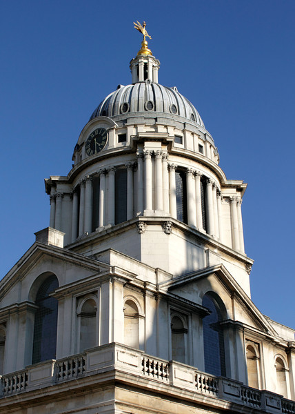 University of Greenwich formerly Royal Naval College London