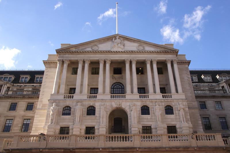Bank of England City of London