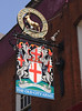 The Old City Arms Pub sign Hammersmith London