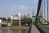 On Hammersmith Bridge London