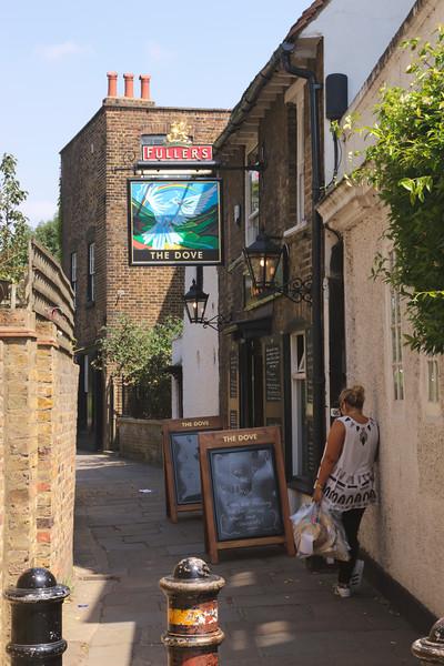 The Dove Pub Hammersmith London