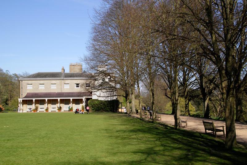 Grounds of Kenwood House Hampstead Heath London England