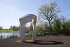 The Arch sculpture by Henry Moore Hyde Park London