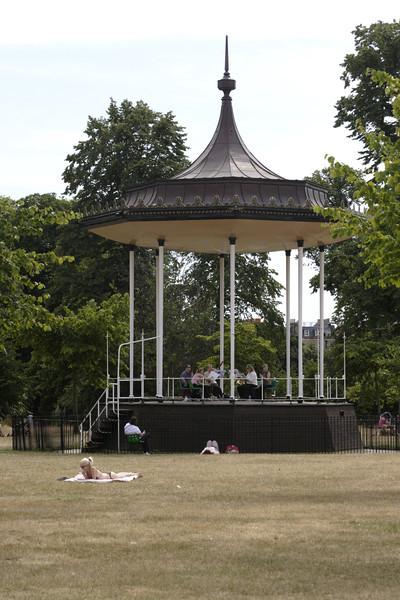 Pagoda at Kensington Gardens London