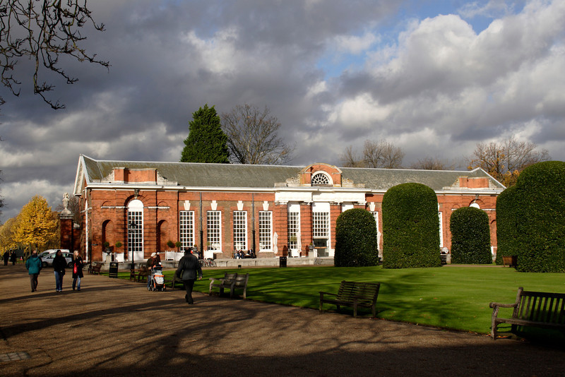 The Orangery Kensington Palace London