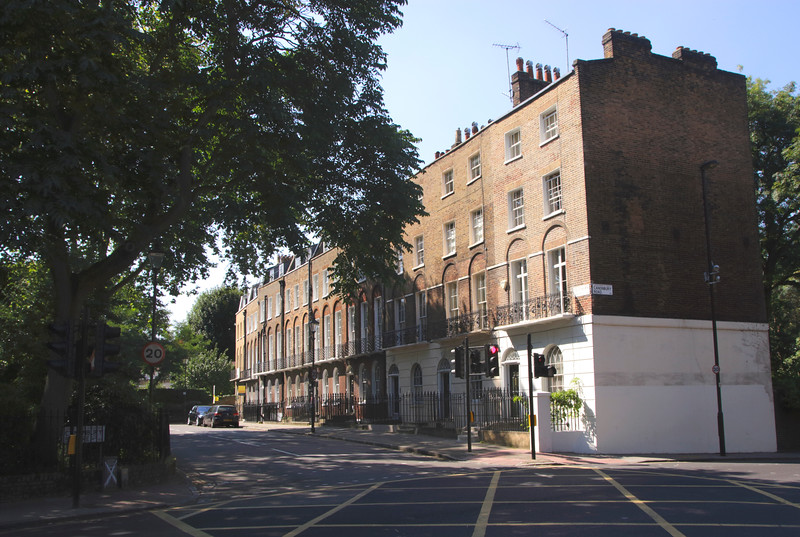 Canonbury Square Islington London