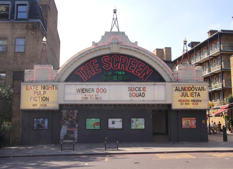 The Screen on the Green Cinema Upper Street Islington London