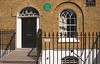 George Orwell ex residence Canonbury Square Islington London