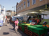 Fruit stall at Chapel Market Islington London