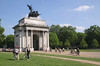 Wellington Arch Hyde Park Corner London