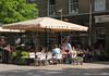 Manicomio restaurant bar Duke of York Square Chelsea London