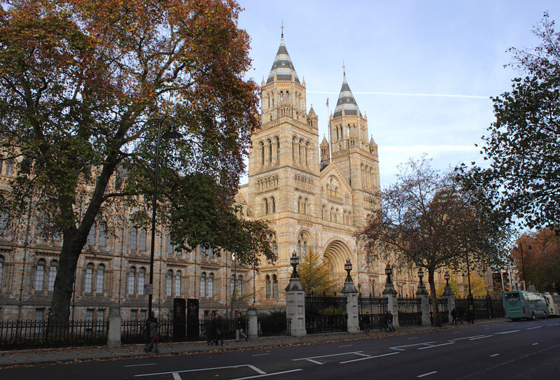 Natural History Museum Kensington London