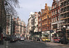 Brompton Road Knightsbridge London