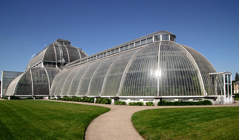 Palm House Kew Gardens London