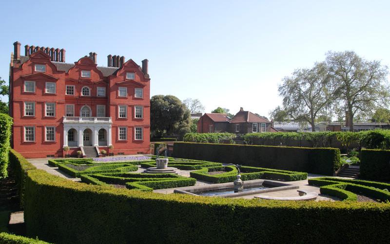 Kew Palace at Kew Gardens London