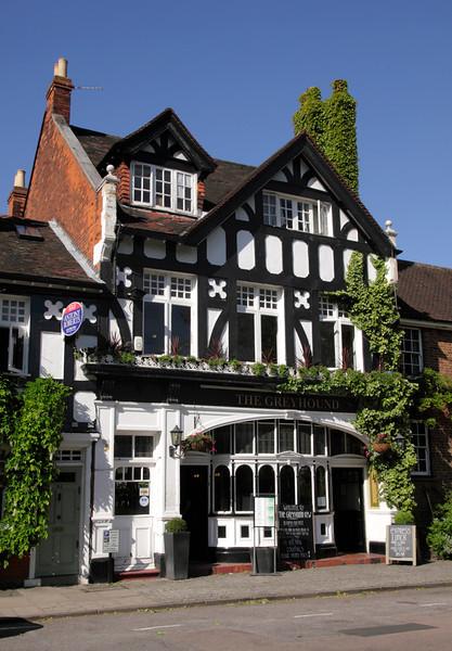 The Greyhound Pub Kew London