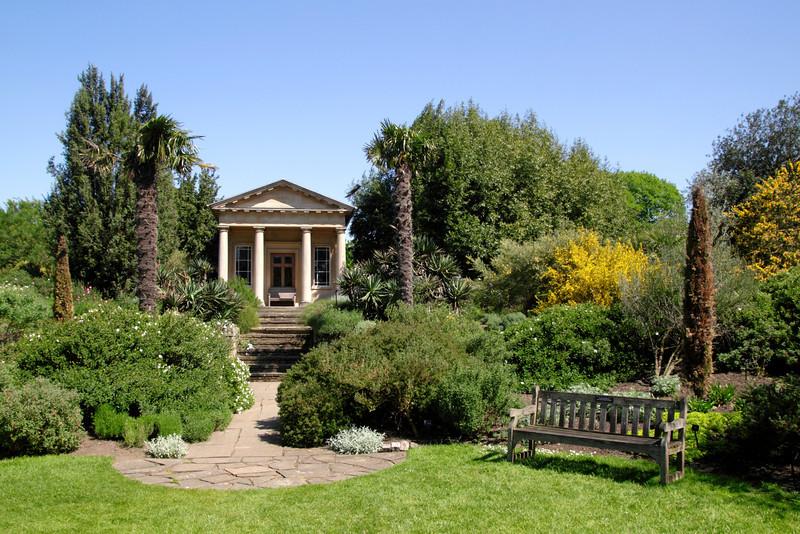 King William's Temple Kew Gardens London