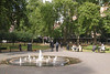 Gardens at Russell Square Bloomsbury London