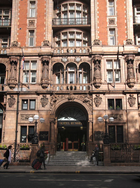 Hotel Russell in Russell Square London