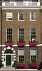 Terraced house Bedford Square Bloomsbury London