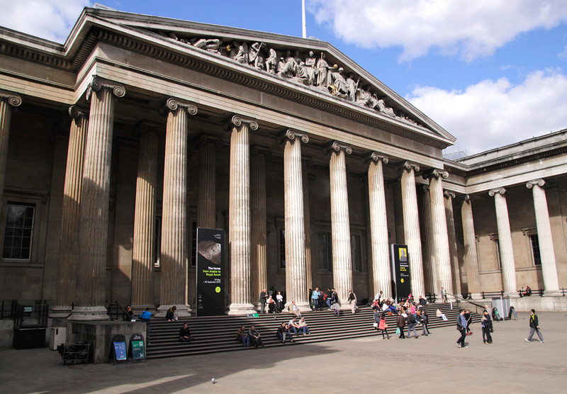 The British Museum  Great Russell Street London
