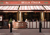 Bella Italia Restaurant Irving Street off Leicester Square London April 2009