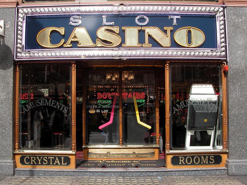 Slot Casino Leicester Square London