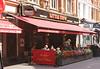 Little Italy restaurant Irving Street off Leicester Square London September 2017
