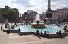 Trafalgar Square London September 2017