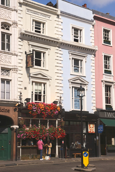 The Harp Pub Chandos Place London