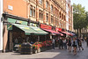 Irving Street off Leicester Square London September 2017